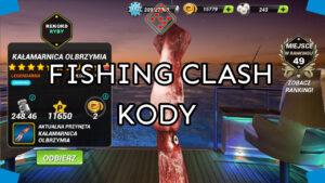 Fishing Clash – Kody